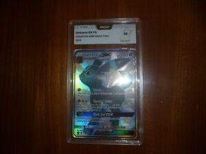 Carte Pokemon PCA 10 Umbreon/Noctali Shiny SV69/SV94