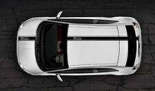 Fiat 500 Bonnet/techo/Boot DECAL STICKER Pack