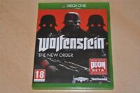 Wolfenstein The New Order Xbox One **FREE UK POSTAGE**