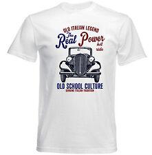 Fiat Balilla echte Power-NEU Baumwolle T-Shirt