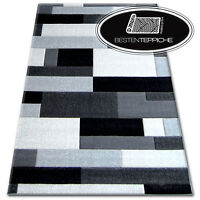 versch Farben 10 Größen Modern Abstrakt Weich Teppich PILLY 8403 silber TOP