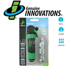 Genuine Innovations G20310 Ultraflate Co2 Inflator +20g Ultra Flate Bike Pump