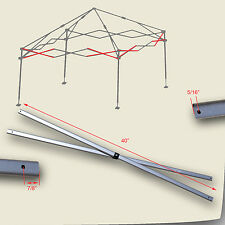 Quik Shade Weekender Elite 10' x 10' Canopy SIDE TRUSS Bar Replacement Parts