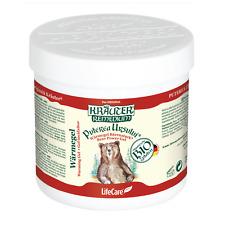 Gel antireumatico riscaldatore Potere dell'orso con piante BIO Kräuter®, 250ml