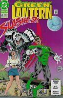 Green Lantern Slashed #41 & #42 DC Comics 1993