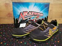 Airators 177055 Mantis Runner Sneakers Junior Boy Shoes Size:3.5 New With Box