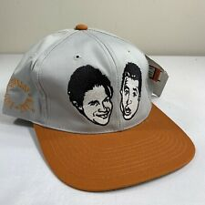 American Needle Hat Blockhead SNL Hans & Franz 90s Snapback Cap VTG NWT