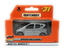Matchbox 2000 No 31 Mercedes Benz A Class Int. Version german box MBX Superfast