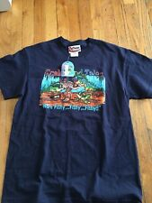 AWESOME NEW BOYS SCALES AND TALES  HERE FISHY,..FISHY T-SHIRT SZ LARGE