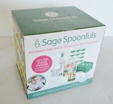 Immersion Hand Blender and Food Processor - Puree & Blend By Sage Spoonfuls