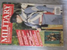 $$$ Revue Military Illustrated N°42 November 1991US InfantryWW2 Scottish Ins