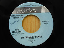 Leo Diamond 45 The Dream Of Olwen / Sweet & Lovely ~ Reprise VG+ to VG++