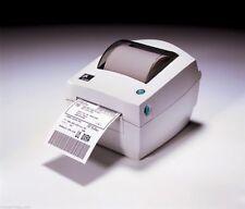 Zebra LP2844 Thermal Barcode Label Printer USB + Network For DHL UPS GLS TNT