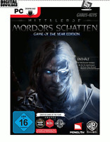 Middle-Earth Shadow of Mordor GOTY Steam Pc Game Key NEU Global [Blitzversand]