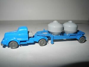WIKING MODEL1:87 RARE VINTAGE WHITE CEMENT TRUCK SOLID WINDOWS 210/2A MINT 1957