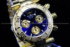 Invicta 47mm Limited Ed Subaqua Noma I Next Gent Swiss Chrono Gold Blue Watch