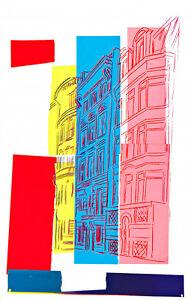 Viewpoint by Andy Warhol 84cm x 54.6cm High Quality Art Print