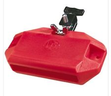 New - Latin Percussion Lp1207 Jam Block Red