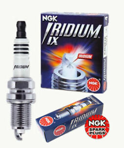 2x NGK Iridium SPARK PLUG FIT Fiat X1/9 1.5L Gap mm:0.8 81-83