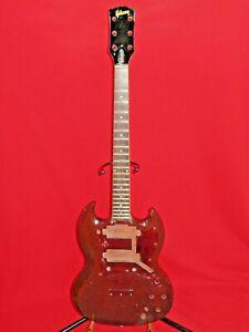Gibson 1968 Cherry SG Special Body & Neck
