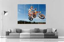 MOTOCROSS Poster Grand format A0 Large Print
