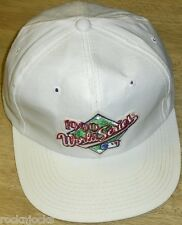 1990 World Series Cincinnati Reds Oakland Athletics Vintage 90s Snapback hat