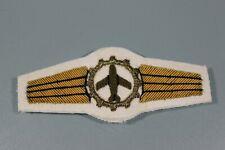 Post WW2 West German Bundeswehr Luftwaffe 1 Bronze BULLION Logistics Wings F164