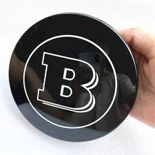 For Mercedes Benz Grill Emblem Badge Logo Brabus Smart Fortwo C453 2015-2019