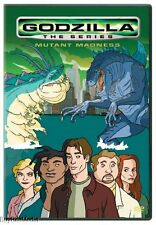 Godzilla: The Series - Mutant Madness (DVD, 2006)