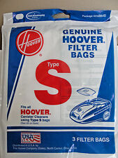 New Hoover Vacuum Cleaner Bags, Type S, No. 4010064S