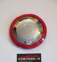 1 COPRIMOZZO FIAT 500 ABARTH GRANDE PUNTO EVO ORIGINALE COPPETTA center cap