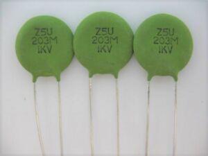 Múltiples capas de cerámica condensadores X7r 182 1.8 Nf 1800pf 50v 5mm 100pcs