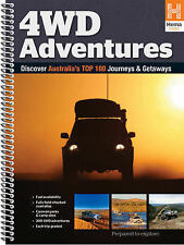 Australia 4WD Adventures Atlas: HEMA.A.042SP by Hema Maps Pty.Ltd (Spiral bound, 2012)