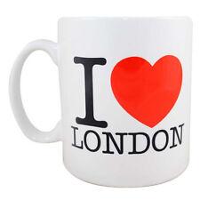 MugBug Boxed I Love London Mug Red Love Heart