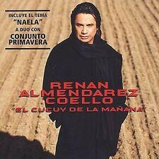 Renan Almendarez Coello El cucuy de La Manana a mi Manera CD New Nuevo