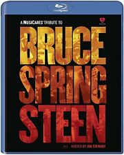 A musicare Tribute to Bruce Springsteen [Blu-Ray] nuovo live concert