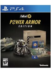 Fallout 76 Power Armor Edition - PS4 Edition - Preorder - PlayStation 4