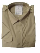 FAWN Man's Shirt - Collar 39cm - Extra Long Sleeve - New - British Army - KWB
