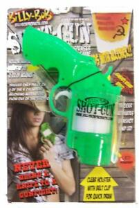 party GREEN Russian Roulette SHOT GUN  Drinking Game / bar beer play games