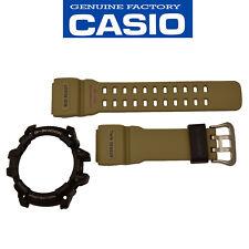 Casio G-Shock Original Mudmaster GG-1000-1A5 Tan Watch band & Bezel Resin Set