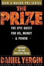 The Prize : The Epic Quest for Oil, Money & Power, Daniel Yergin, 0671799320, Bo