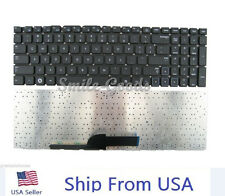 Keyboard Reaplacement Laptop Compatible Fit For Samsung NP300E5A Black Parts USA