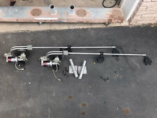 Great Pair Of Big Jon Electric Downrigger With 42� Boom Manual And Electric