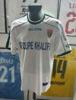 Maillot jersey mouloudia Alger jsk mca algerie vintage ancien XL djazair alger