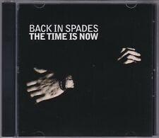 Back In Spades - The Time Is Now - CD (SAVAGE004 Savage Beat)