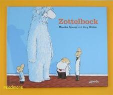 Zottelbock - Monika Spang, Jörg Mühle atlantis Kinderbuch