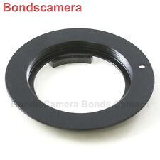 Macro AF Confirm M42 Screw Lens to Nikon F Mount Adapter Black D610 D750 D800