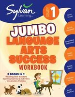 1st Grade Language Arts Success, Paperback by Sylvan Learning, Brand New, Fre...