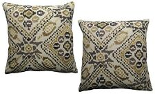 Pack of 2 Woven Ethnic Pattern Design Cushion Covers