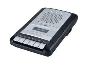 Reflexion CCR8012 Kassettenrecorder  UKW / MW Radio, eingebautes Mikrofon, USB